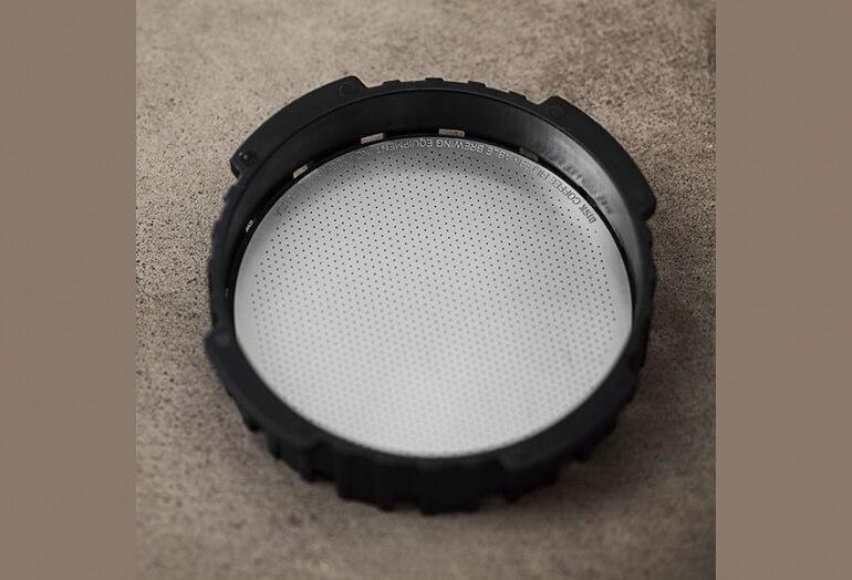 Disk Coffee Filter for AeroPress FeedSummit