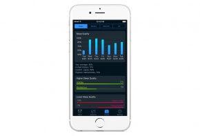 Sleep Cycle iOS App Trends Screenshot