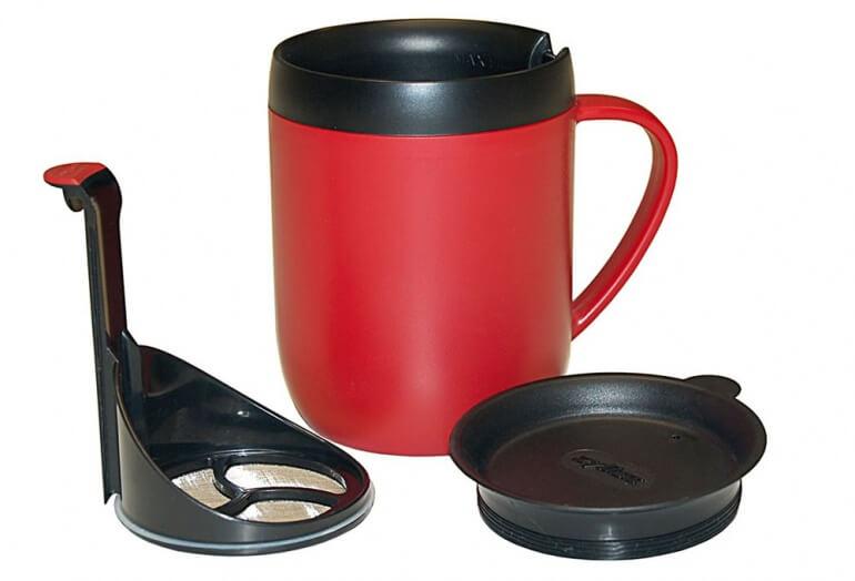 Zyliss Hot Brew Mug Parts