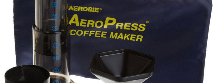 Aeropress Travel Kit