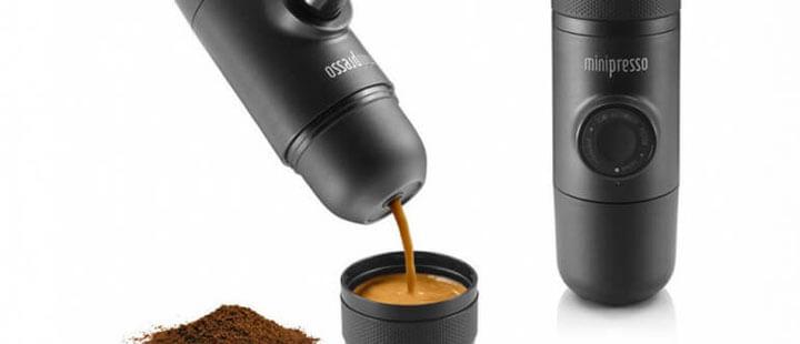 MiniPresso Travel Espresso Maker