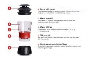 Presto MyJo Coffee Maker Parts