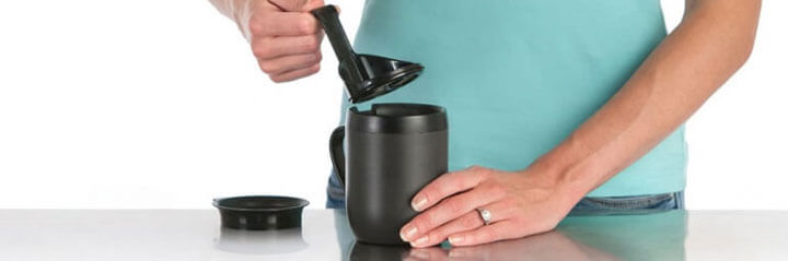 Presse by Bobble: The Mug That Also Brews Great Coffee Presse by Bobble: The Mug That Also Brews Great Coffee new picture