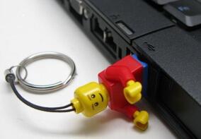 Lego Man USB Stick