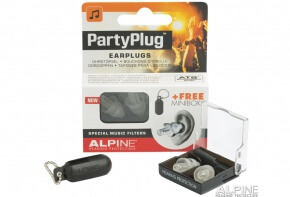 Partyplug Packaging and Case