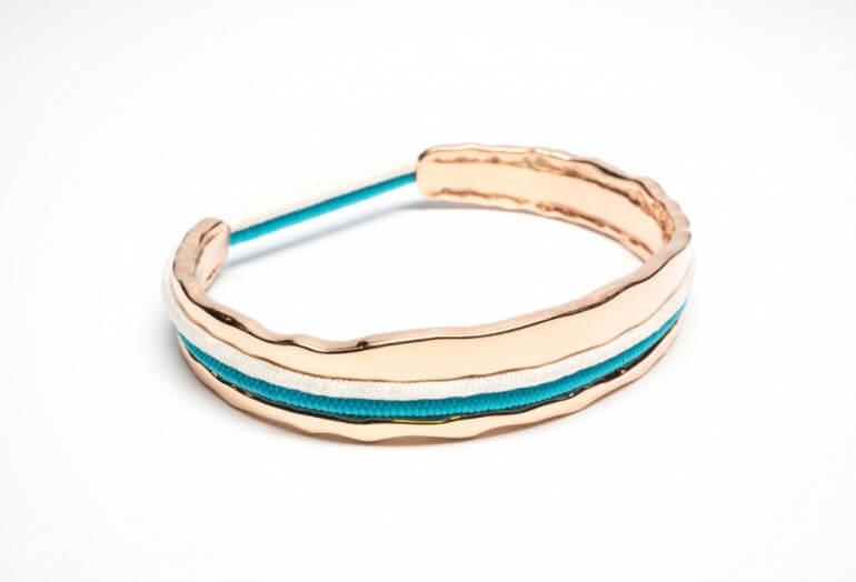 Gold Bittersweet Bracelet Detail