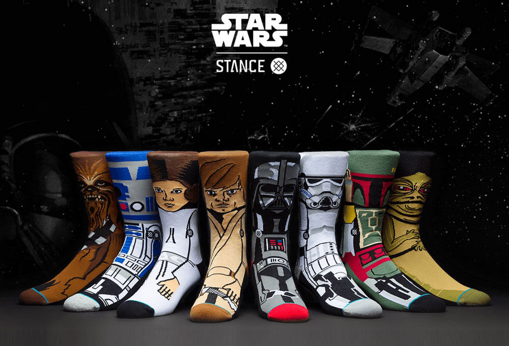011d5caa87 Stance Star Wars Collection