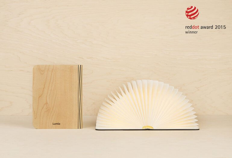Overview of Lumio Lamp
